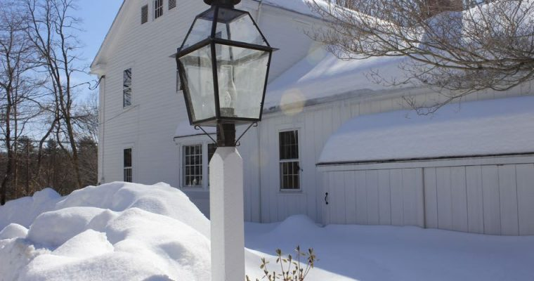 Burrr… Baby, It's Cold Outside!